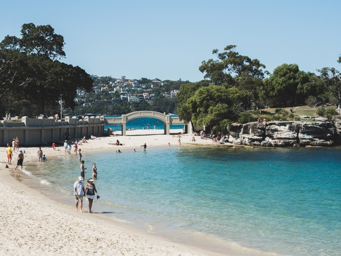 balmoral-beach-sydney-best-beaches