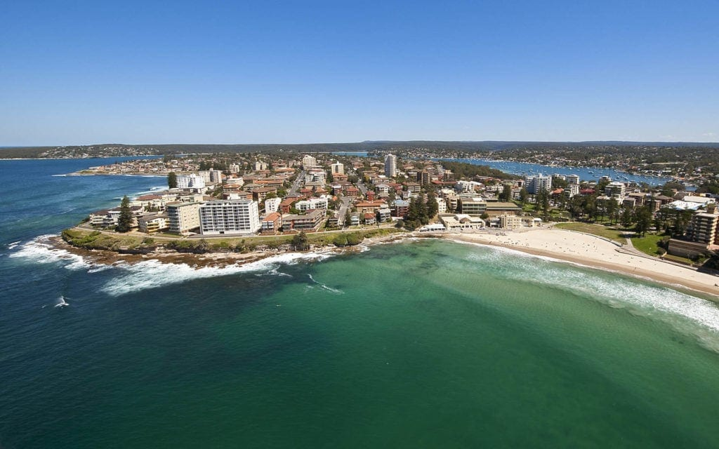 cronulla-beach-sydney-best-beaches