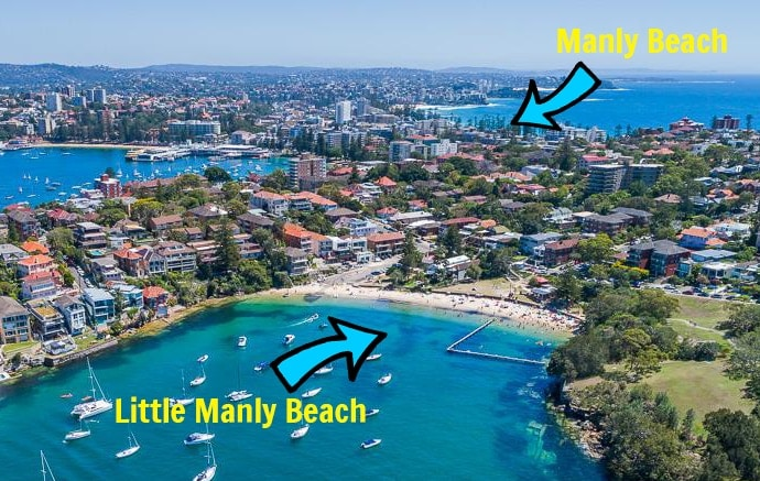 Little-manly-beach-sydney