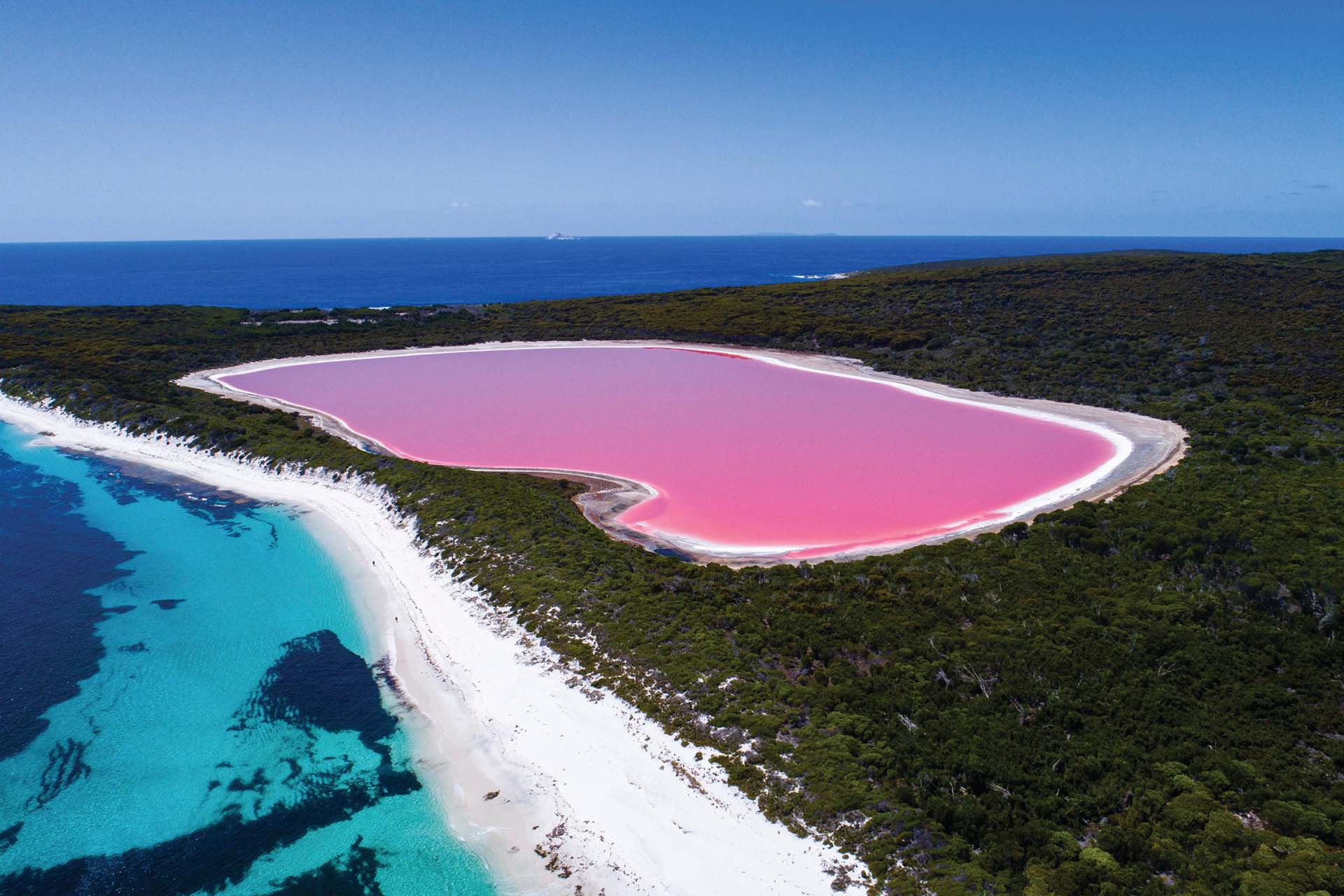 10 Best Pink Lakes In Australia You Won't Believe Exist!
