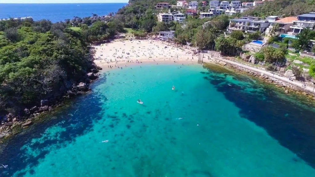 shelly-beach-manly-best-beaches-in-sydney