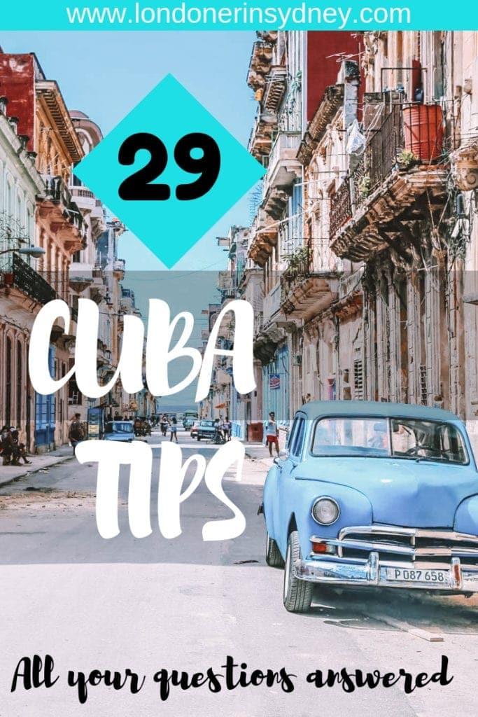 CUBA TIPS-2