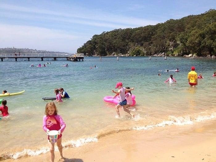 Clifton-Gardens-Beach-Sydney
