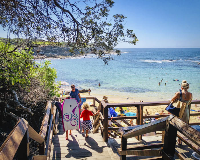 Little-Bay-family-beaches-in-sydney