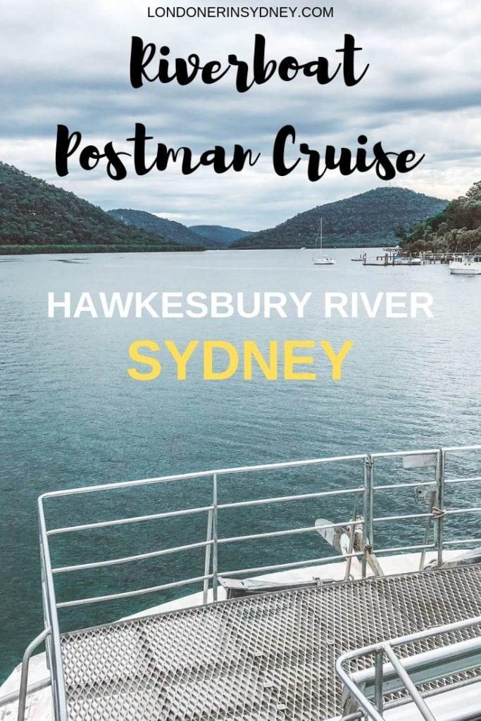 Riverboat Postman Cruise