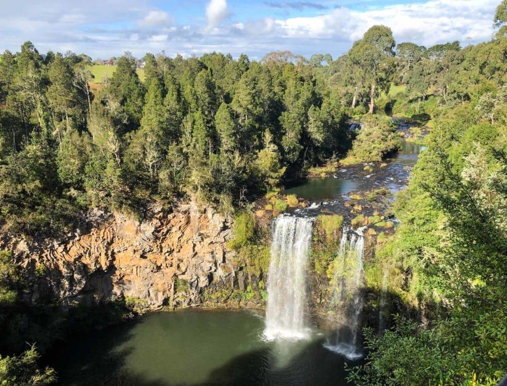 dangar-falls-nsw