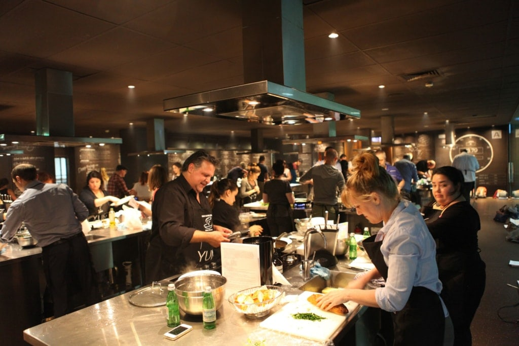 Sydney-Seafood-School-class-fun-date-ideas-in-sydney