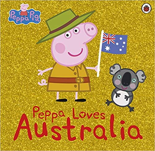 peppa-loves-australia-kids-book