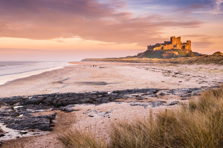 Bamburgh-beach-best-uk-beaches