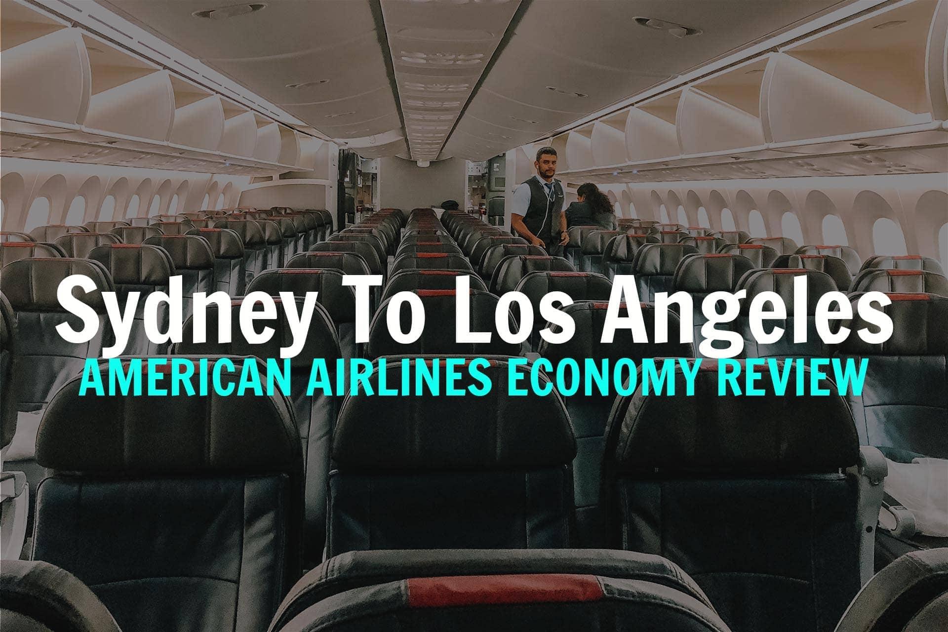 SYDNEY-TO-LOS-ANGELES