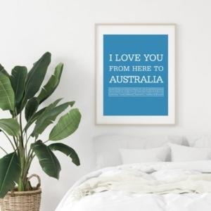 Sydney-poster-I-love-you