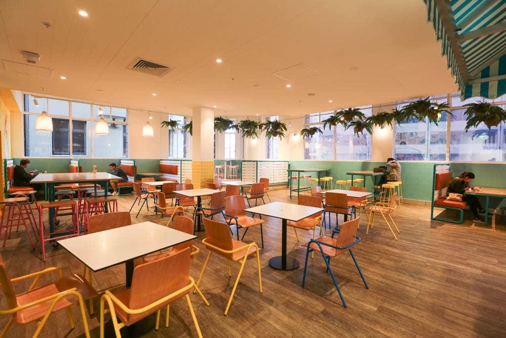 Sydney-central-YHA-kitchen