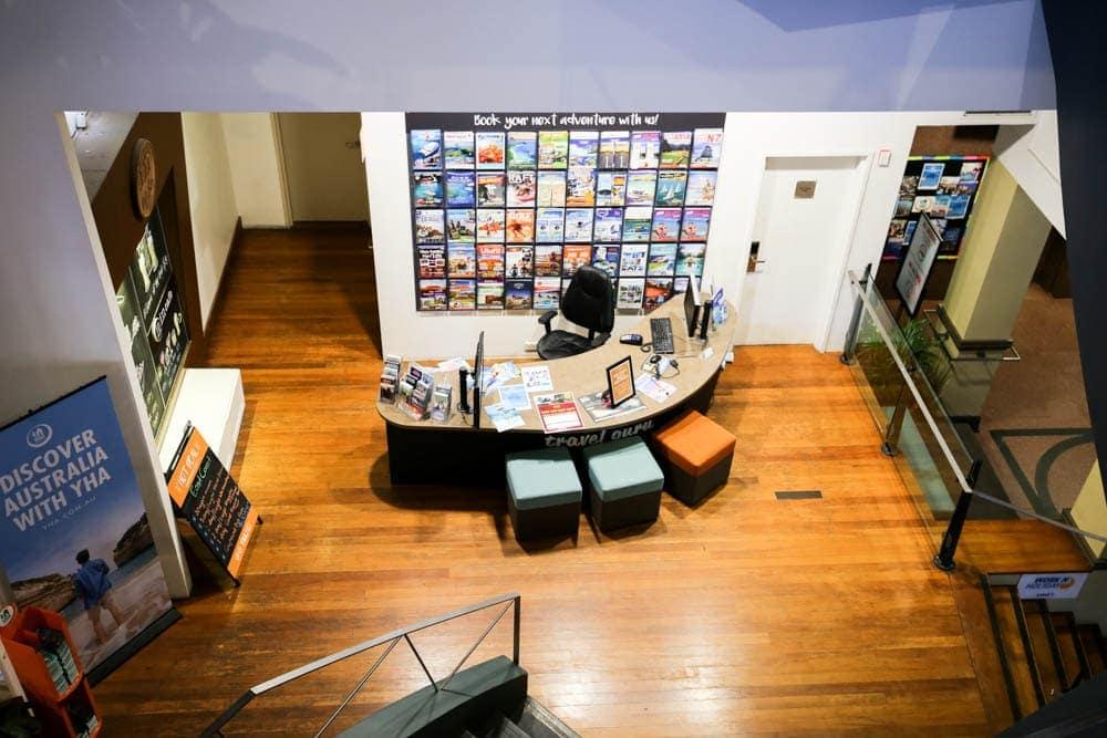 Sydney-yha-tour-office