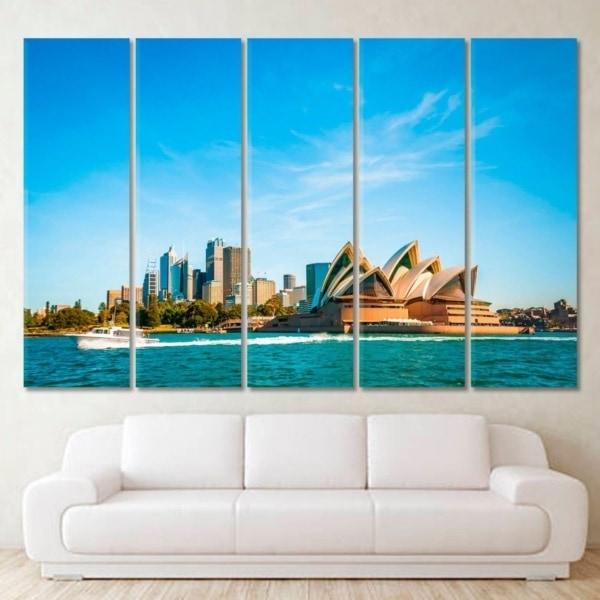 Sydney-harbour-canvas-1