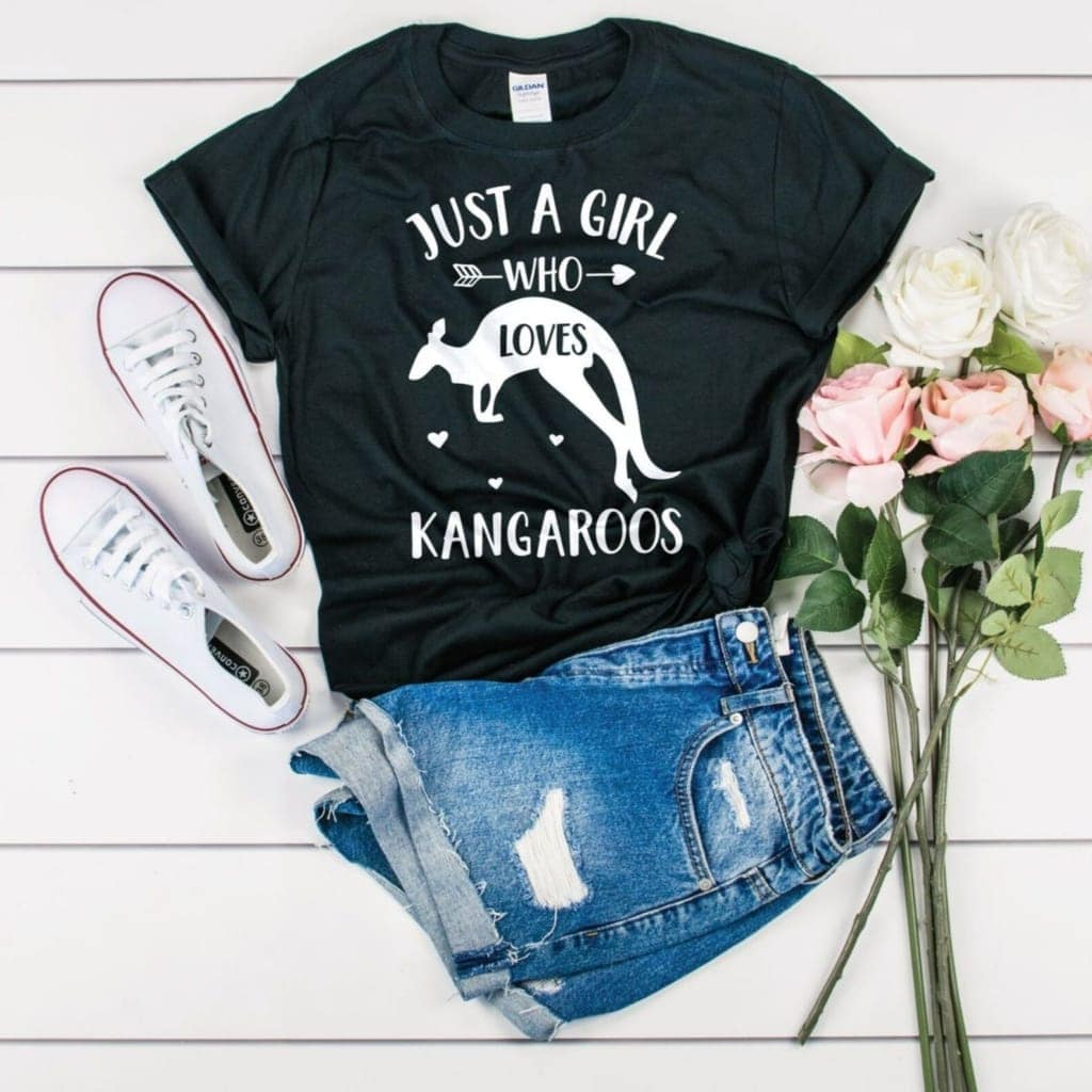 kangaroo-australia-t-shirt