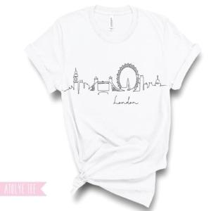 london-skyline-t-shirt
