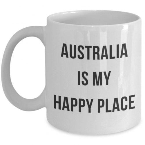 Australia-is-my-happy-place-mug