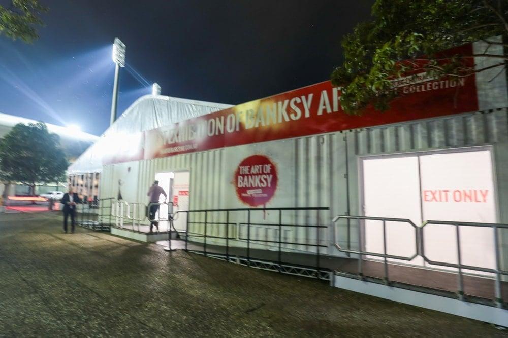sydney-banksy-location