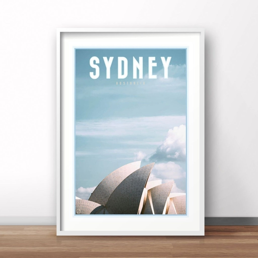 Sydney-print