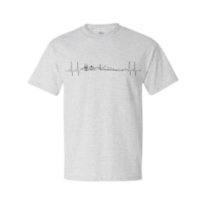 Sydney-skyline-t-shirt
