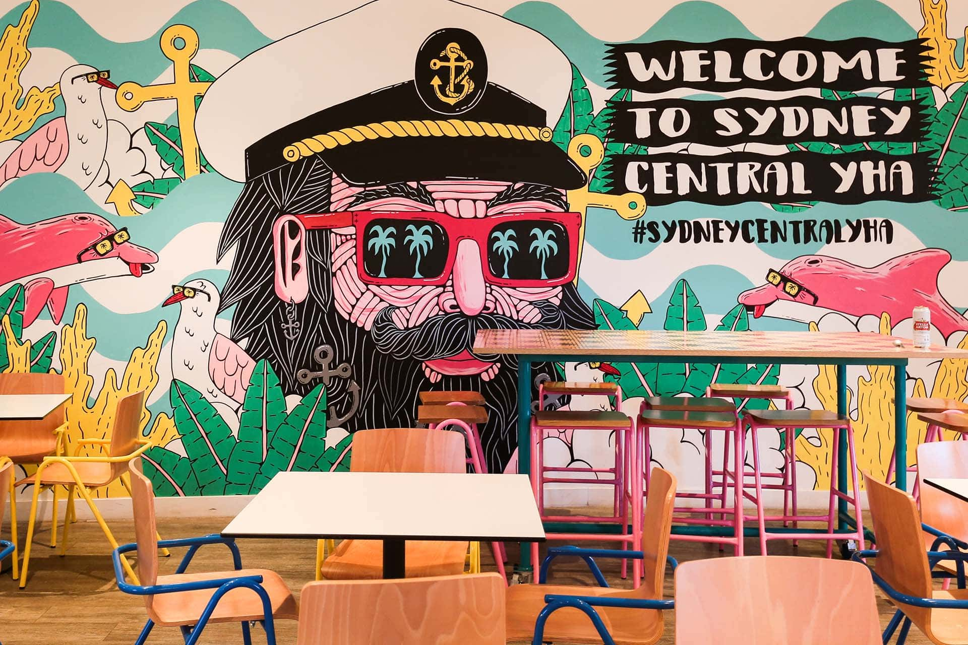 sydney-central-yha-review