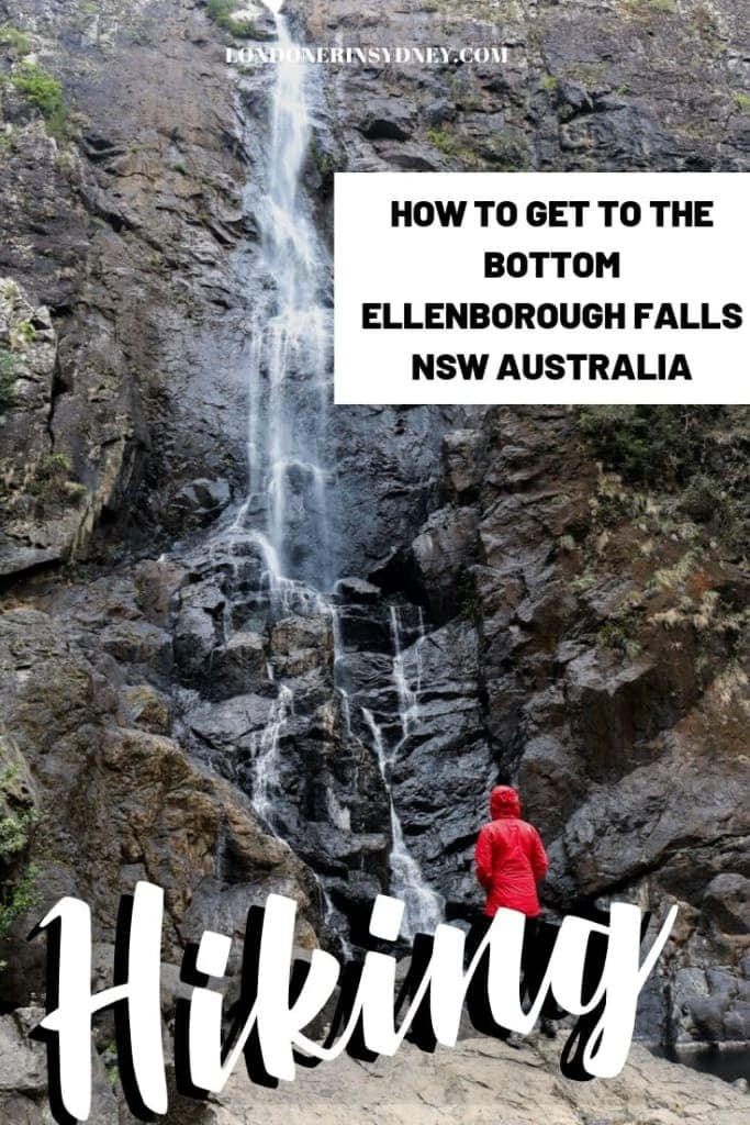 ELLENBOROUGH-FALLS