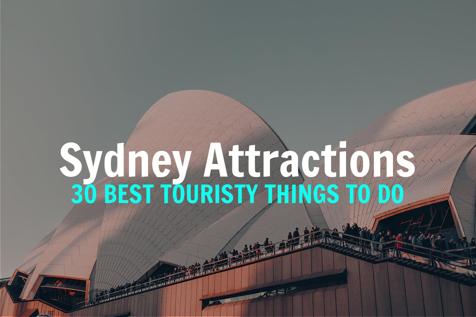 SYDNEY-TOURIST-ATTRACTIONS