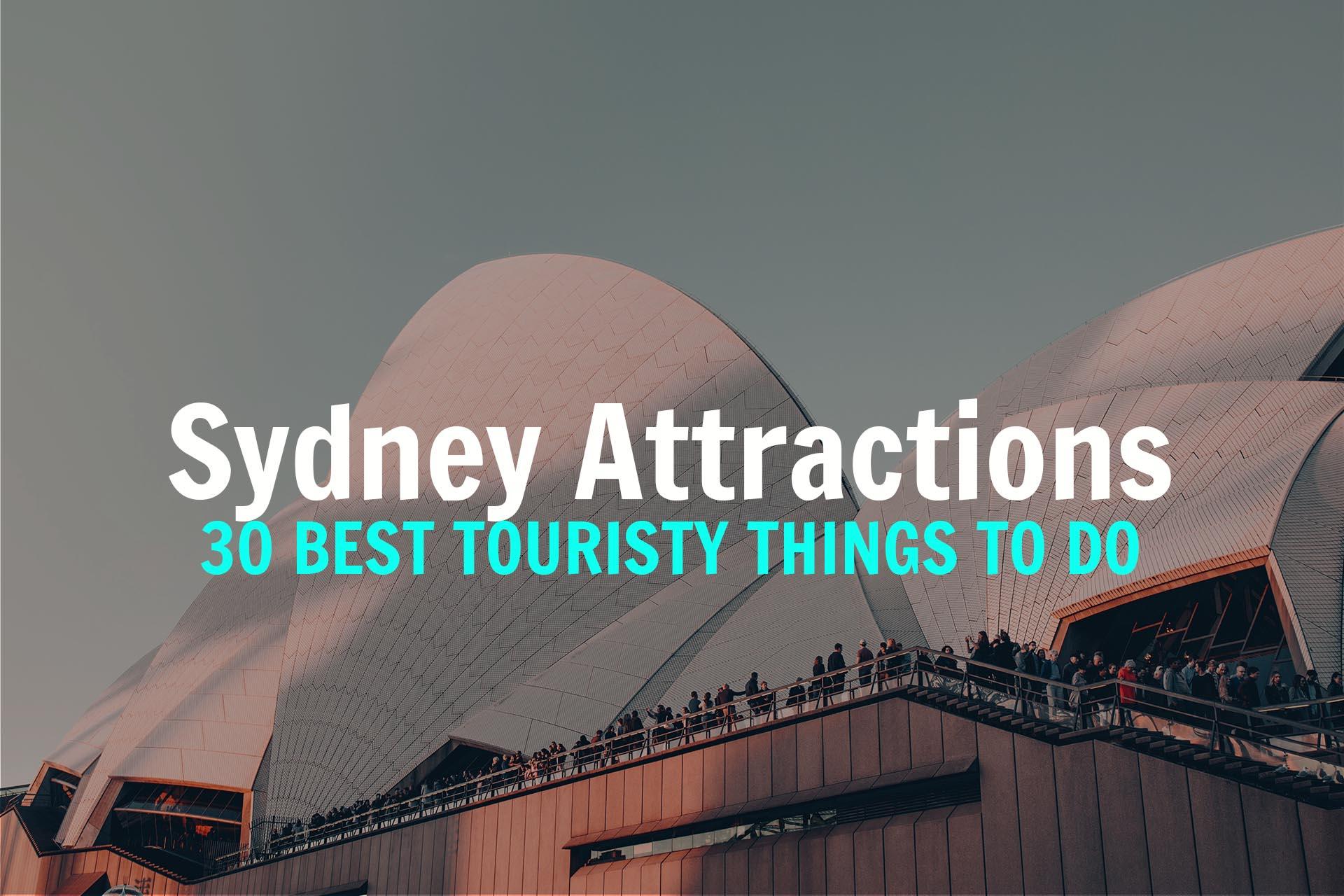 SYDNEY-TOURIST-ATTRACTIONS