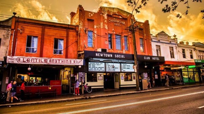 newtown-what-to-do-in-sydney-in-three-days
