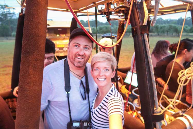 What's It Like To Go Sunrise Hot Air Balloon In Hunter Valley?