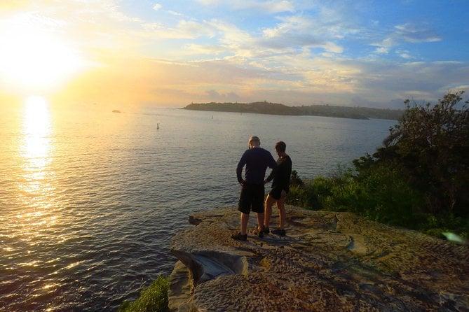 sunrise-kayak-middle-head-sydney