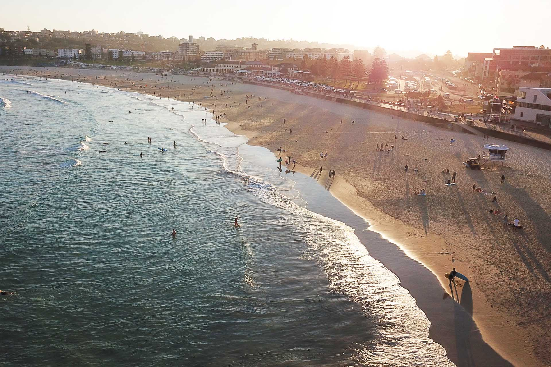 25 Awesome Things To Do In Bondi Beach