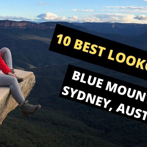 10 BEST LOOKOUTS IN BLUE MOUNTAINS AUSTRALIA