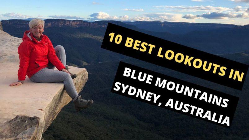 10 BEST LOOKOUTS IN BLUE MOUNTAINS AUSTRALIA