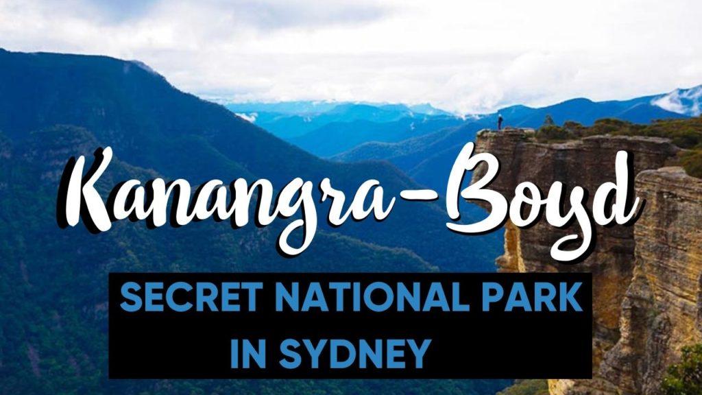 Hike To Kanangra-Walls In Kanangra Boyd National Park