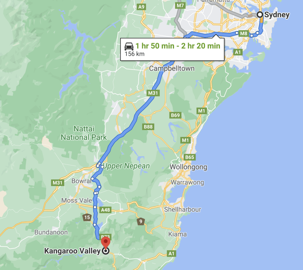 kangaroo-valley-map