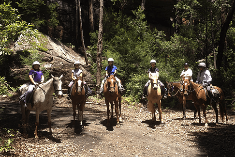 kangaroo-valley-horse-riding